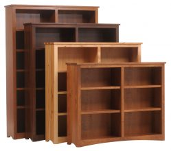 Amish Bookcases