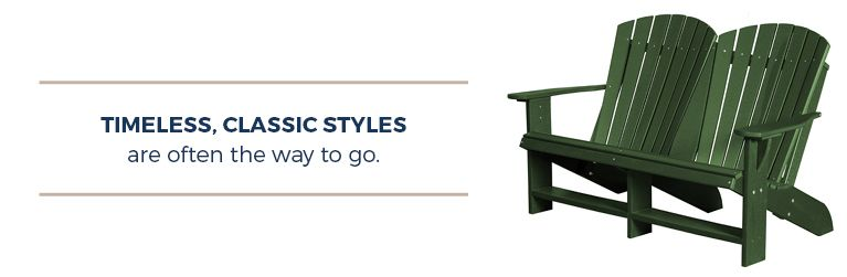 Timeless Classic Chair Styles