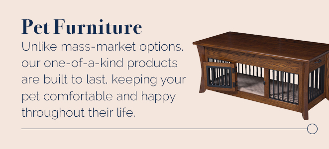 Pet Furniture - Amish Outlet Store