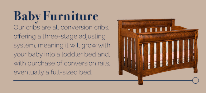 Baby Furniture - Amish Outlet Store