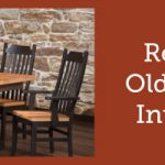 repurposing old solid wood into furniture