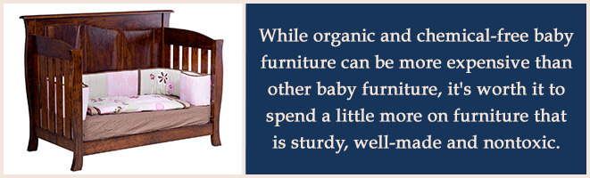 Sturdy nontoxic baby Furniture