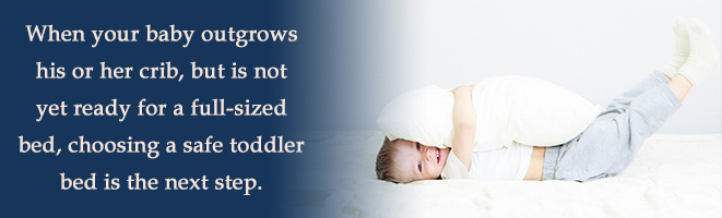Replace Cribs With Safe Toddler Beds