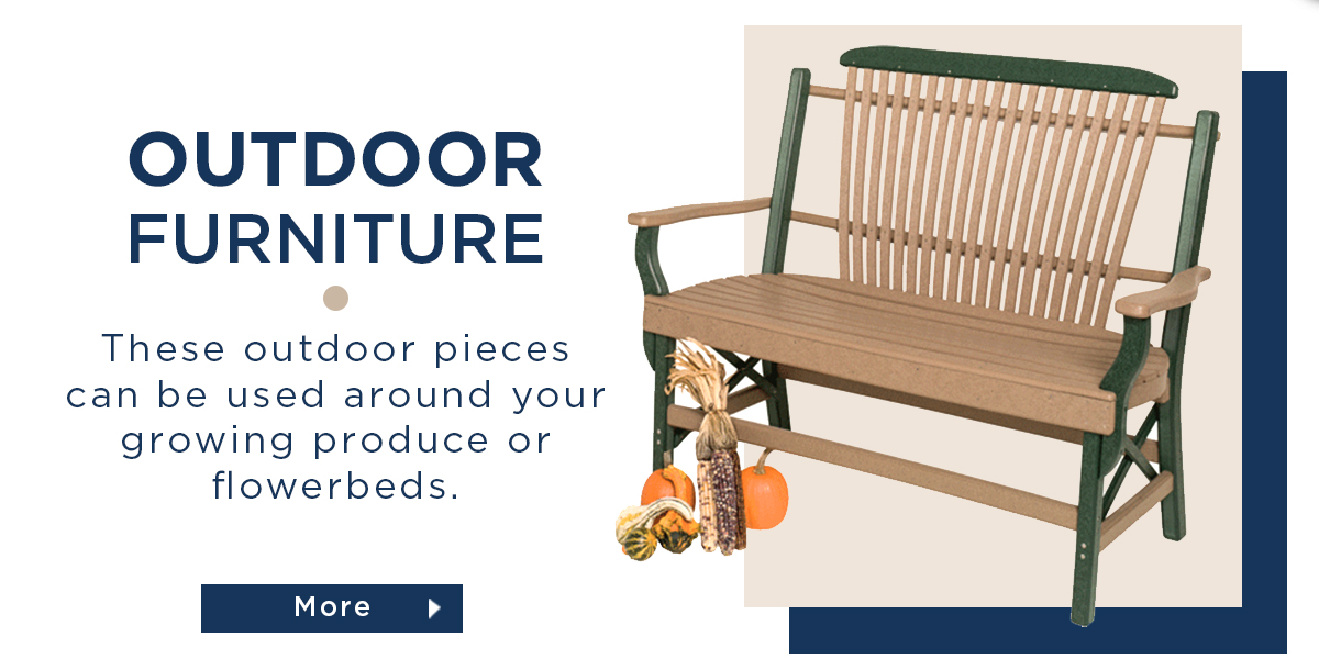 Outdoor Furniture - Bench